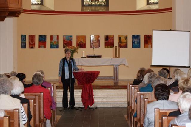 Bezirksverband der Siegerländer Frauenhilfen Siegen Jahresfest 2015