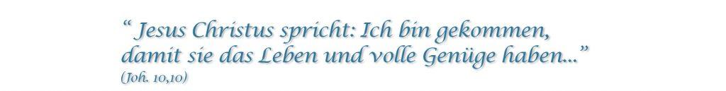 Bezirksverband der Siegerländer Frauenhilfen Siegen Losung