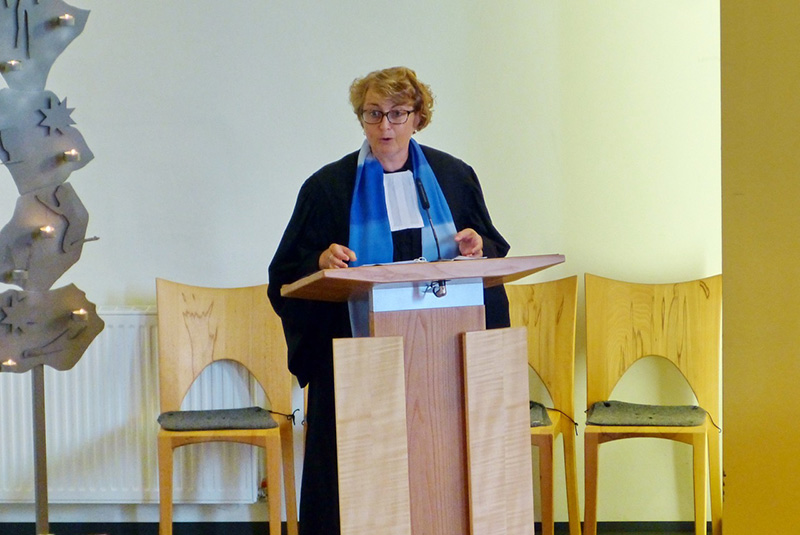 Bezirksverband der Siegerländer Frauenhilfen e.V. Siegen Jahresfeier 2018